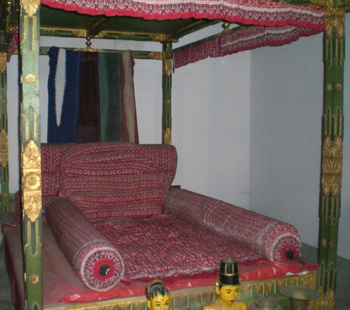 Royal Bed Room